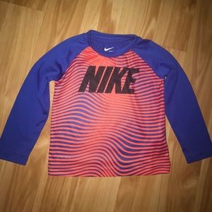 Other - Nike Dri-Fit 2T long sleeve boys tee